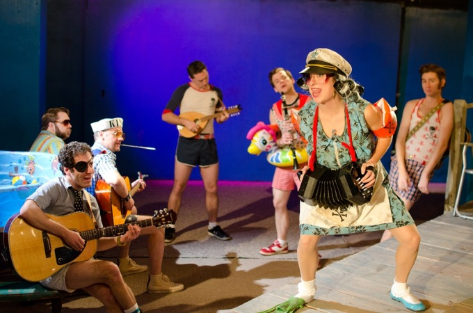 Pirates of Penzance - The Hypocrites Theater in Chicago