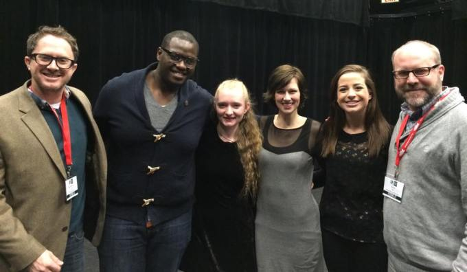 "Playwright, Cast, and Director of ""Daddy's Little Girls"" at KCACTF, Region II."